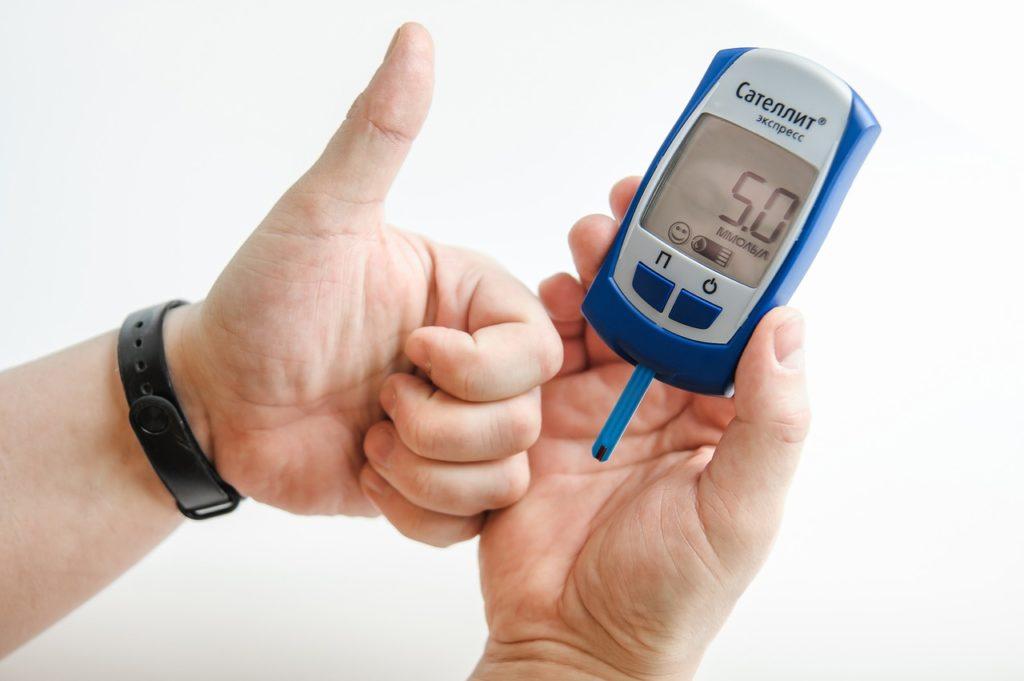 Analyse du diabète dans le sang