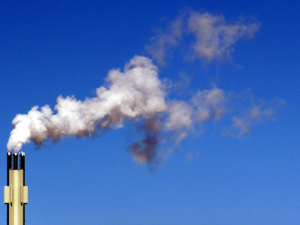 pollution de l'environnement