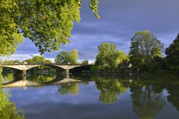 La santé des lacs et rivières