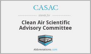 Clean Air Scientific Advisory Committe