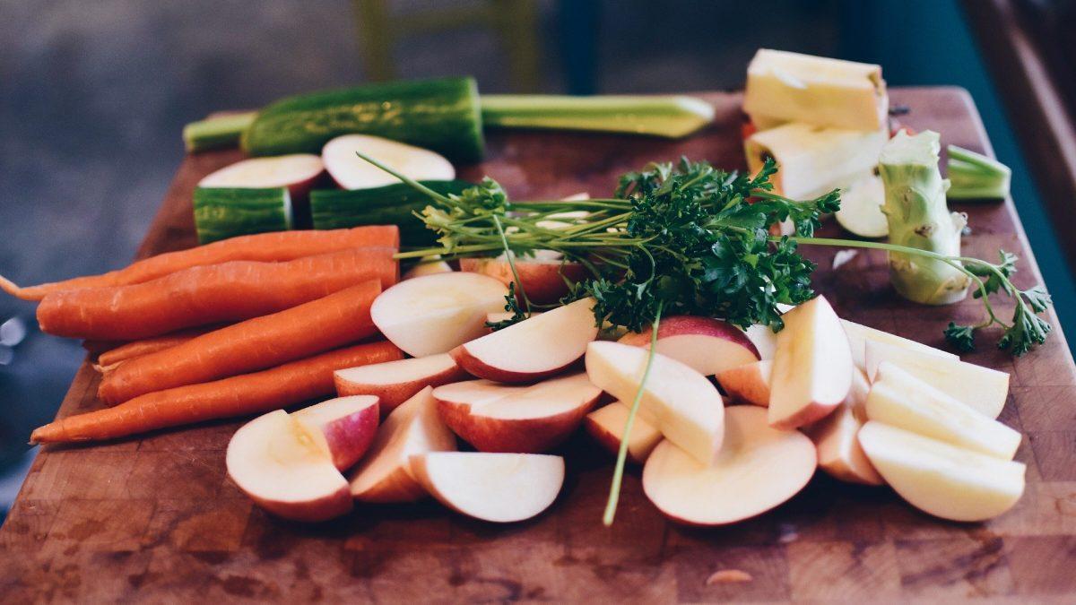 legumes frais