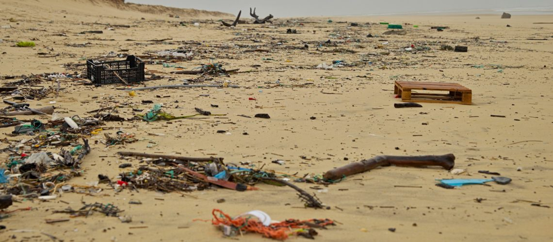 L'impact des emballages sur l'environnement.