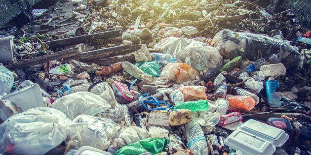 déchets.