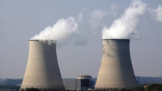 l'énergie nucléaire.